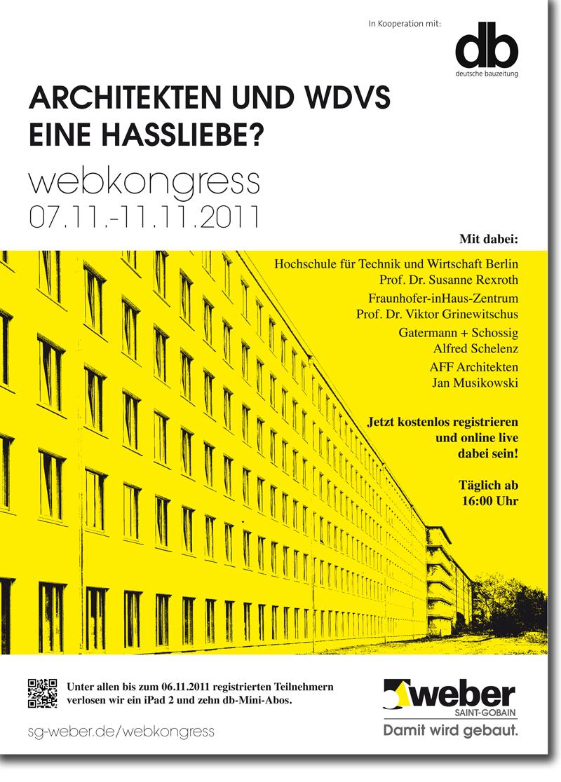 Architekten und Wärmedämm-Verbundsysteme - Eine Hassliebe?
