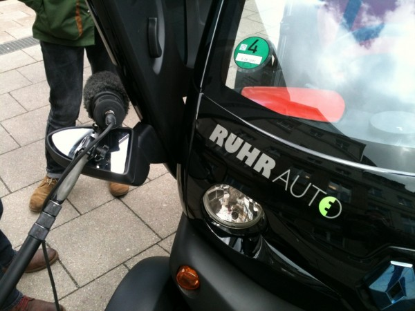 Renault Twizy von Ruhrauto