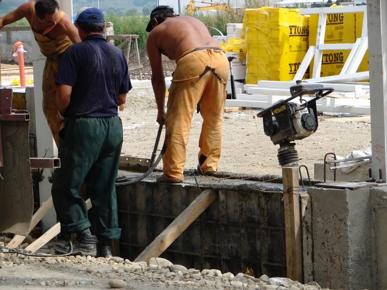 Bauschuttcontainer wird nicht bauseits gestellt